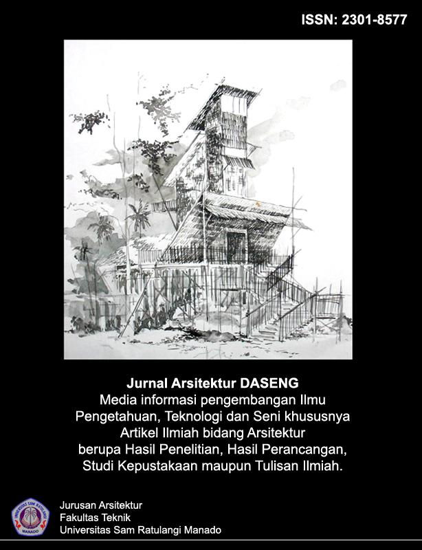 Jurnal Arsitektur DASENG UNSRAT Manado